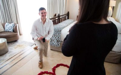 Surprise Engagement at the Beverly Hills Hotel in Umhlanga